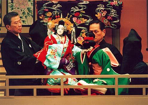 Bunraku_puppets