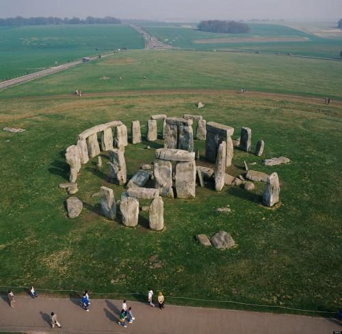 What Stonehenge actually looks like
