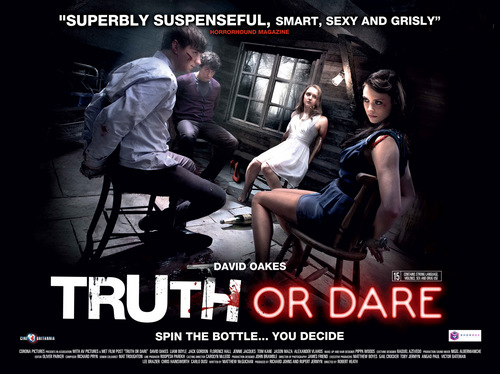 Truth Or Dare Film Characters