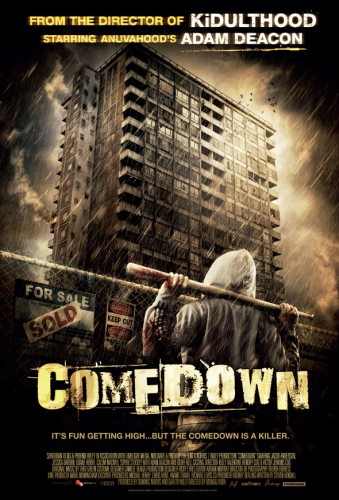 Comedown_POSTER