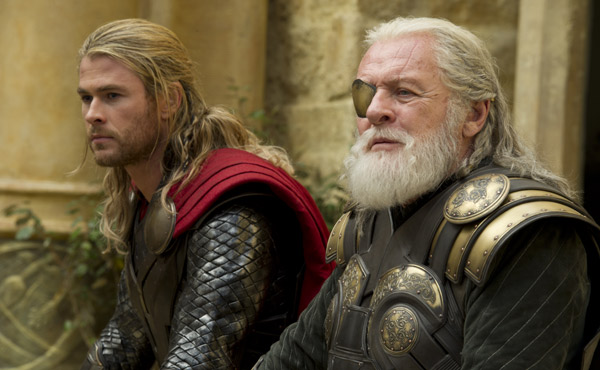 "Whose style of ruling will win the day. Well, let's say that this film isn't called ""Odin""..."