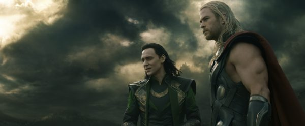 Thor and Loki have a troubled relationship.